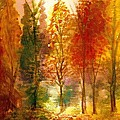 Anne-Elizabeth Whiteway - Another View of Autumn...