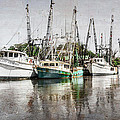Debra and Dave Vanderlaan - Antique Fishing Boats