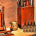 Paul Ward - Antique Oil Bottles