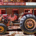 Debra and Dave Vanderlaan - Antique Tractor