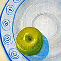 Nancy Merkle - Apple Plate