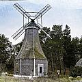 Constantine Gregory - Aptucxet Windmill  At...