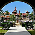 Denise Mazzocco - Archway View of Flagler...