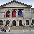 Thomas Woolworth - Art Institute West Facade
