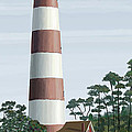 Jacqueline Barden - Assateague Lighthouse