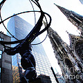 Nishanth Gopinathan - Atlas Statue and...