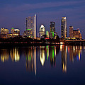 Mark Weaver - Austin Skyline