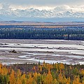 David Broome - Autumn Braided River...