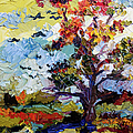 Ginette Callaway - Autumn Fire Leaves...