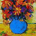 Mona Edulesco - Autumn Flowers