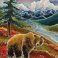 Harriet Peck Taylor - Autumn Grizzly
