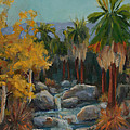 Maria Hunt - Autumn in Indian Canyon