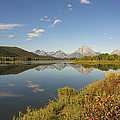Brian Harig - Autumn On Oxbow Bend -...