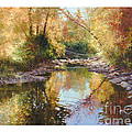 Connie J Boswell - Autumn Reflections