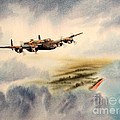 Bill Holkham - Avro Lancaster Over...