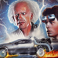 Anton Atanasov Art - Back to the future