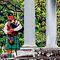 Barbara Chichester - Bagpipes in Elmwood
