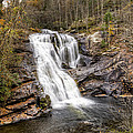 Debra and Dave Vanderlaan - Bald River Waterfall