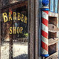 Eddie Yerkish - Barber Shop