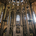 Joan Carroll - Barcelona Cathedral...