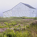 Marty Saccone - Barn and Shed on Boot...