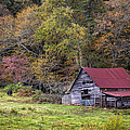 Debra and Dave Vanderlaan - Barn in the Smokies