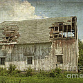 Luther   Fine Art - Barn - Lonely and...