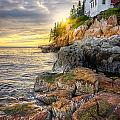 Benjamin Williamson - Bass Harbor Head Light