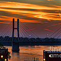 Luther Fine Art - Bayview Bridge  At...