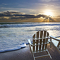 Debra and Dave Vanderlaan - Beach Chairs