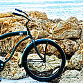 Sharon Cummings - Beach Cruiser - Bicycle...