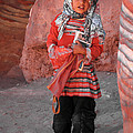 Eva Kaufman - Beautiful Girl at Petra...