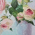 Chris Hobel - Beautiful Roses Oil...