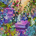 Ekaterina Chernova - Beehives in the Garden