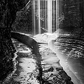 Bill  Wakeley - Behind The Falls Black...