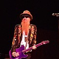 John Telfer - Billy Gibbons on Guitar