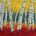 Peter Kallai - Birch fall