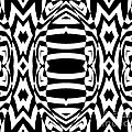 Drinka Mercep - Black and White Op Art...