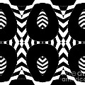Drinka Mercep - Black White Op Art...