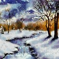 Elizabeth Coats - Blanket of Snow