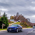 Robert Loe - Blue 2014 Ford Mustang
