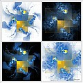 Robert ODonnell - Blue and Yellow Group 1