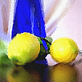 Ben and Raisa Gertsberg - Blue Bottle And Lemons