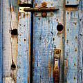 Lainie Wrightson - Blue Door Weathered to...