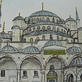 Malinda  Prudhomme - Blue Mosque Istanbul...