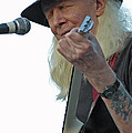Mike Martin - Bluesman Johnny Winter