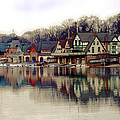 Tom Gari Gallery-Three-Photography - BoatHouse Row...