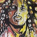 Chrisann Ellis - Bob Marley..Close Up