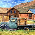 Mike Ronnebeck - Bodie Truck