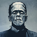 Paul  Meijering - Boris Karloff as...